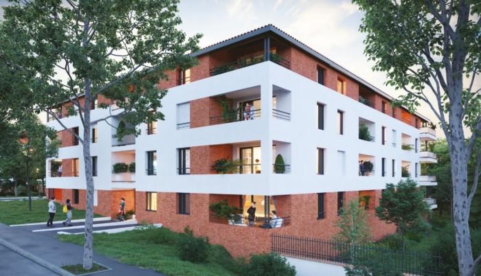Appartements neufs L'Union référence 4674 : aperçu n°2