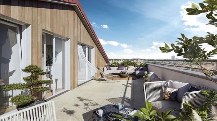 Appartements neufs Croix-Daurade référence 4676 : aperçu n°3