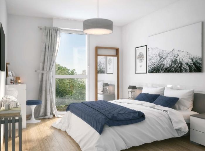Appartements neufs La Roseraie référence 4682 : aperçu n°1