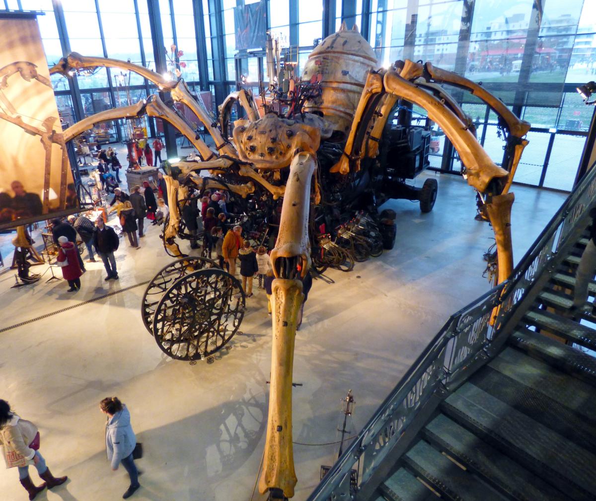 Location loi pinel Toulouse - La Halle des Machines dans le quartier Montaudran