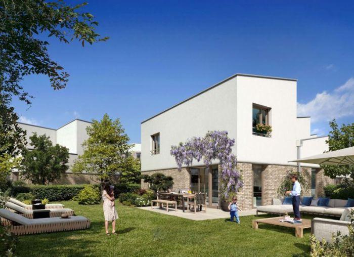 Maisons neuves et appartements neufs Cornebarrieu référence 4684 : aperçu n°2