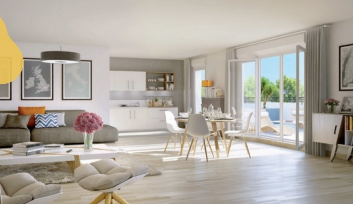 Maisons neuves et appartements neufs Cornebarrieu référence 4684 : aperçu n°1