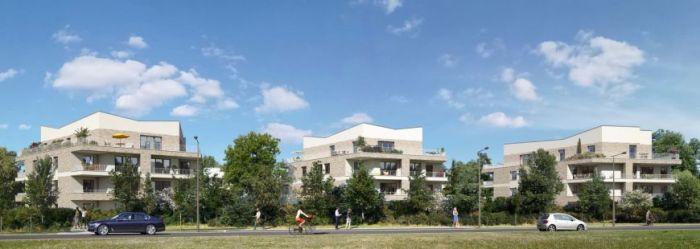 Maisons neuves et appartements neufs Cornebarrieu référence 4684 : aperçu n°4
