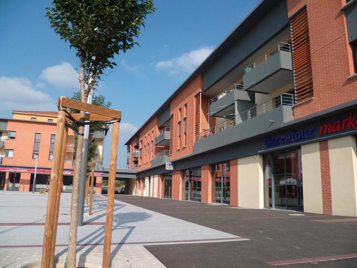 Location loi pinel Toulouse - L'esplanade des Ramassiers à Colomiers