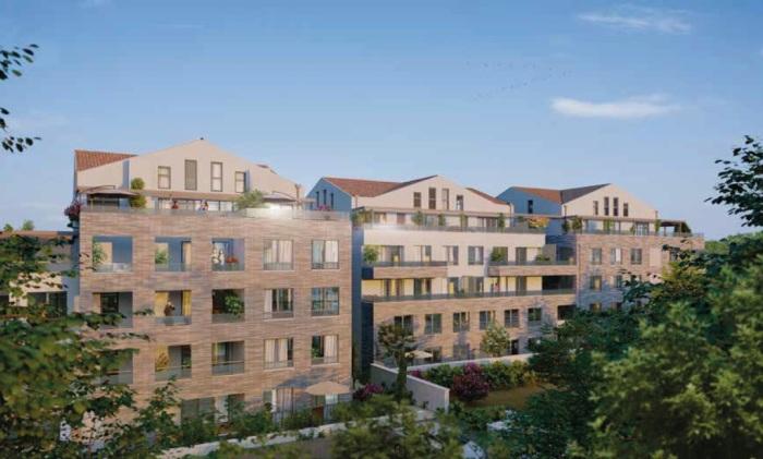 Appartements neufs Blagnac référence 4688 : aperçu n°4