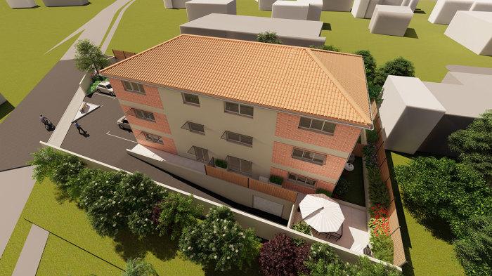 Appartements neufs Pibrac référence 4698 : aperçu n°2