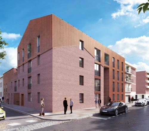 Appartements neufs Les Minimes référence 4694