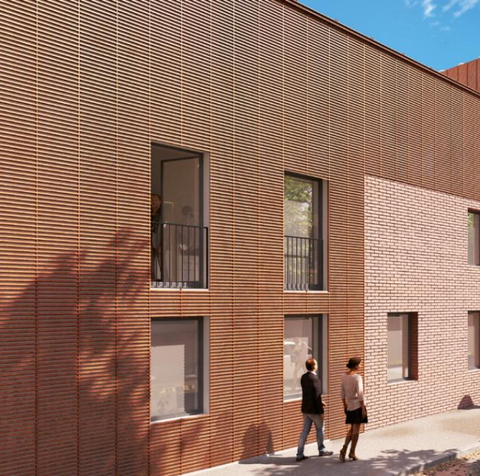Appartements neufs Les Minimes référence 4694 : aperçu n°3