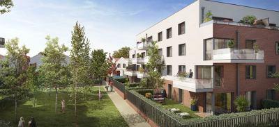 Maisons neuves et appartements neufs Montaudran référence 4708