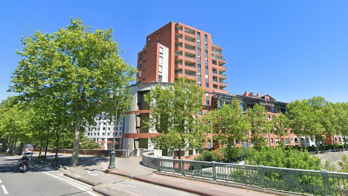programme immobilier neuf amidonniers - Immeuble construit sur 14 étages