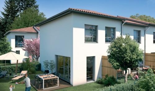 Maisons neuves Montaudran référence 4712