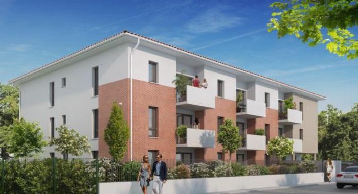 Appartements neufs Aucamville référence 4719 : aperçu n°0