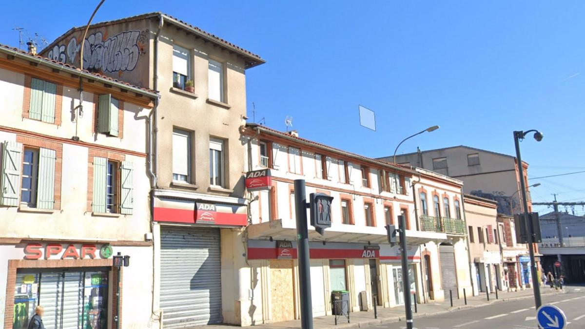 programme immobilier neuf Toulouse Bonnefoy - Les petits collectifs construit en R+2 sur l'avenue de Lyon