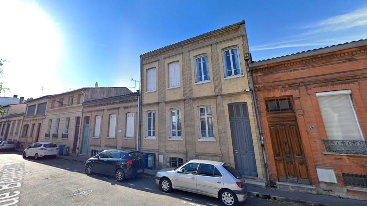 appartement neuf Compans Caffarelli - La rue Bergeaud proche du centre-ville de Compans Caffarelli