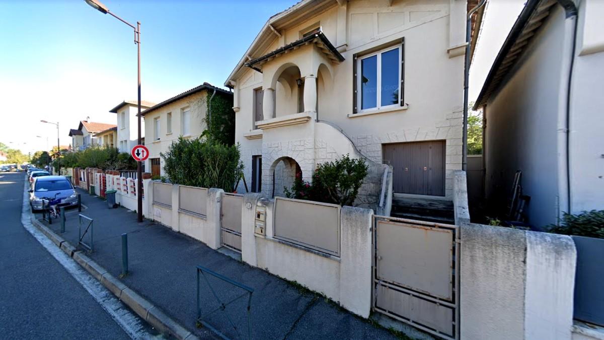 immobilier neuf croix de pierre - Au sein de la rue Bernadette l'on trouve un environnement résidentiel composé de villas