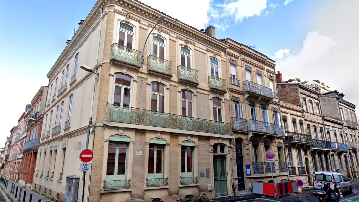 immobilier neuf toulouse jean-jaurès - Immeuble construit sur 2 étages et proche du centre-ville de Toulouse