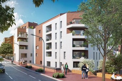 Appartements neufs Côte Pavée référence 4717