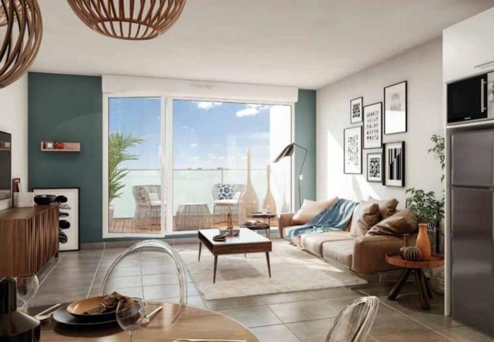 Appartements neufs Labarthe-sur-Lèze référence 4761 : aperçu n°1