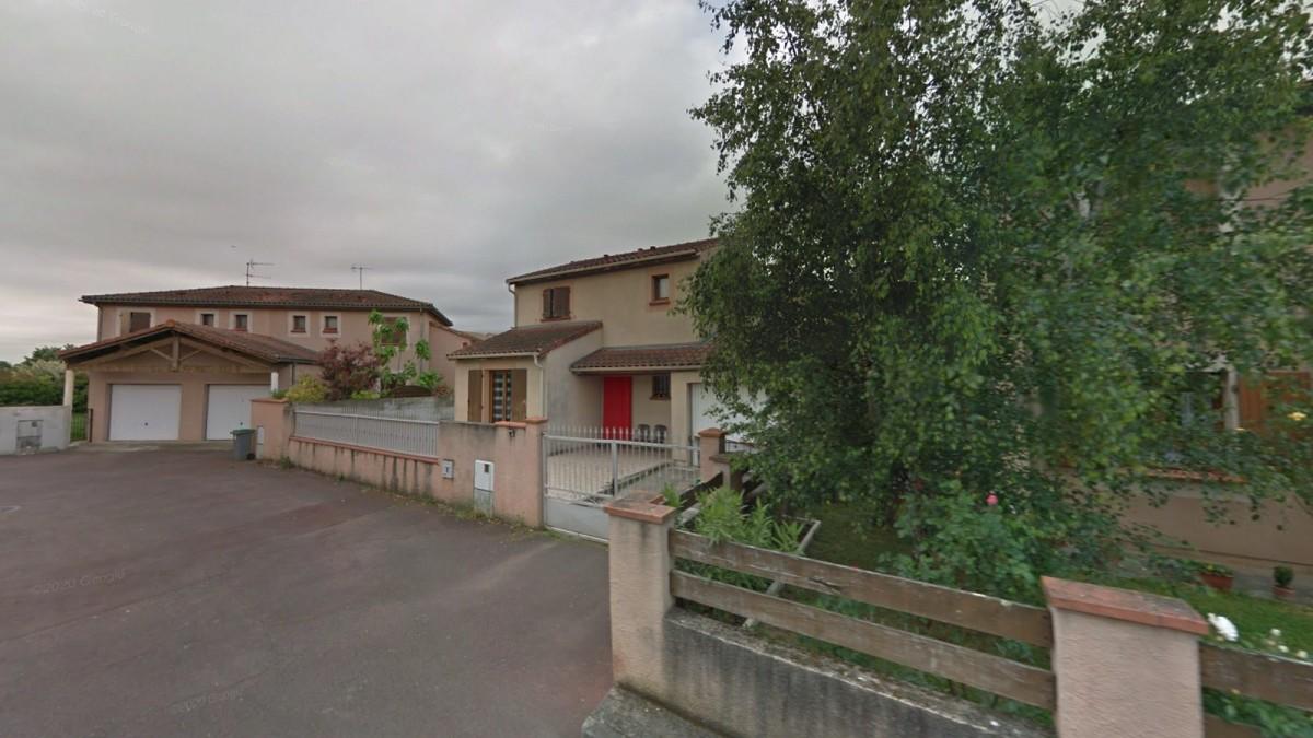 immobilier neuf toulouse lafourguette - Des maisons situées dans une impasse résidentielle du quartier Lafourguette dans la ville de Toulouse