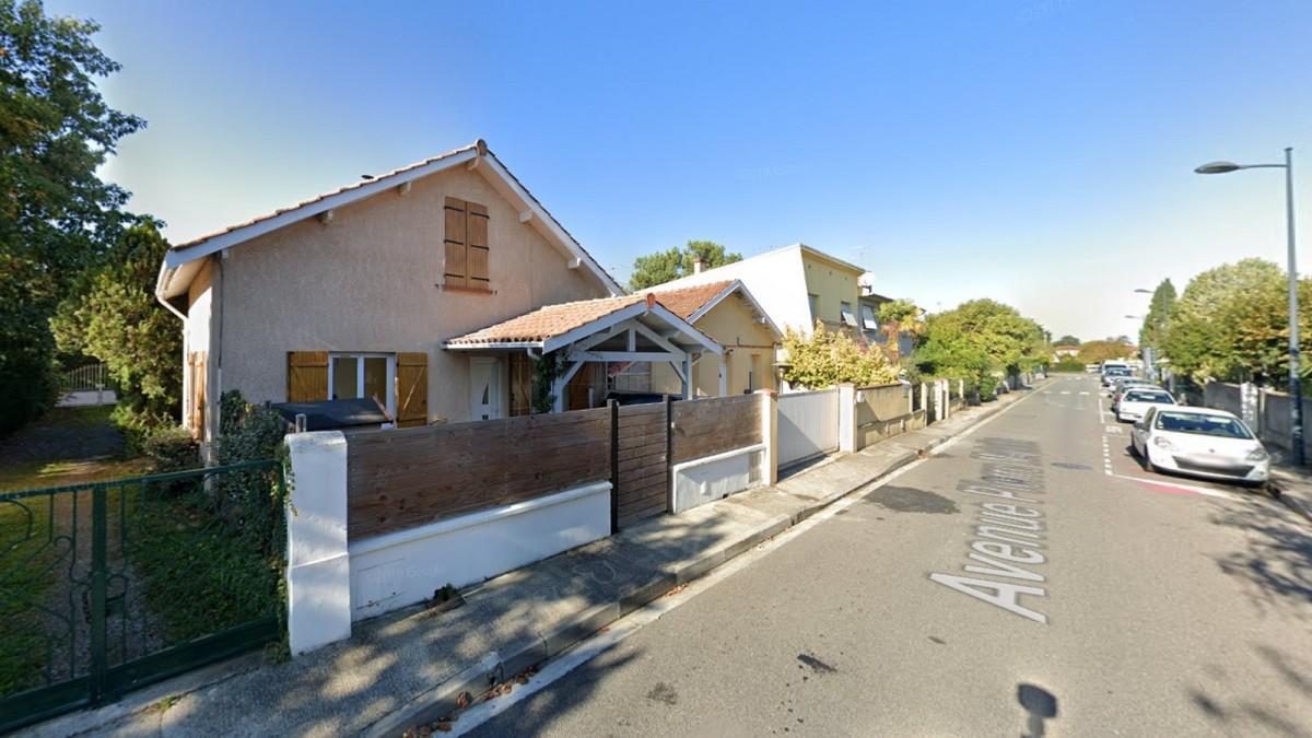 appartement neuf toulouse lardenne - L'avenue Pierre Molette est composée de petites villas