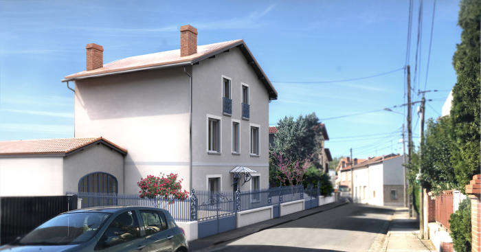 Appartements neufs La Roseraie référence 4730 : aperçu n°0