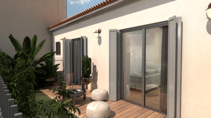 Appartements neufs La Roseraie référence 4730 : aperçu n°4