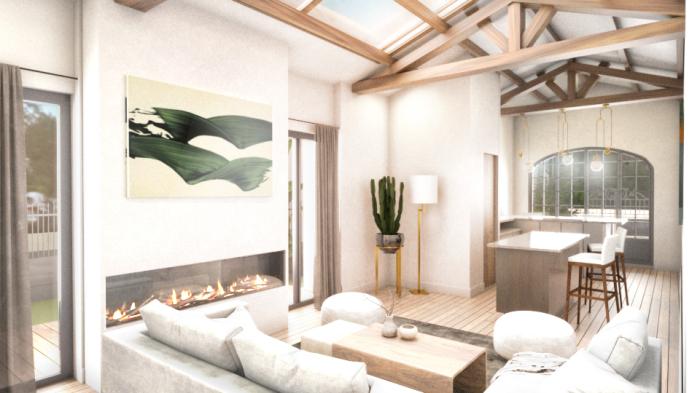 Appartements neufs La Roseraie référence 4730 : aperçu n°1