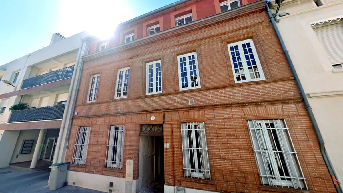 immobilier neuf toulouse jolimont - Un immeuble aux lignes architecturales toulousaines