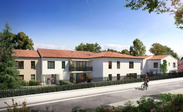 Maisons neuves et appartements neufs Muret référence 5069 : aperçu n°0