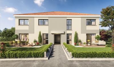 Maisons neuves Auzeville-Tolosane référence 4724