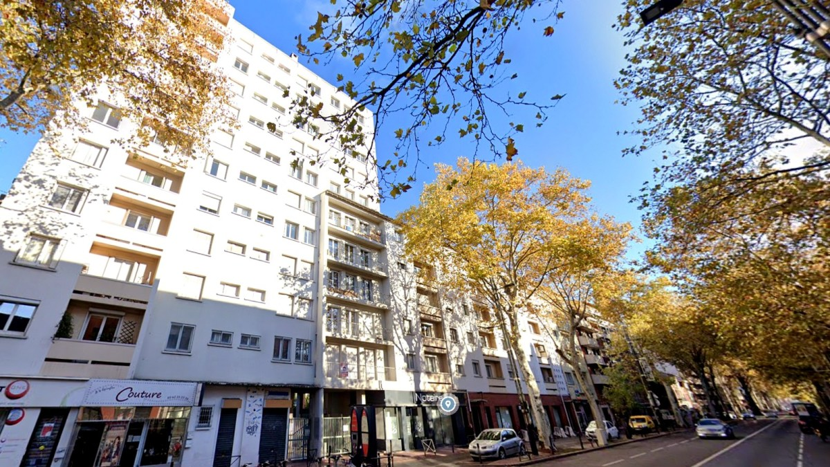 immobilier neuf toulouse Patte d'Oie - Un immeuble situé le long de l'avenue Étienne Billières