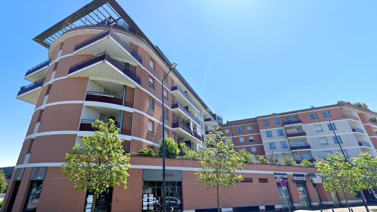 immobilier neuf toulouse Ponts Jumeaux- Un immeuble moderne avec appartement neuf à Toulouse Ponts-Jumeaux