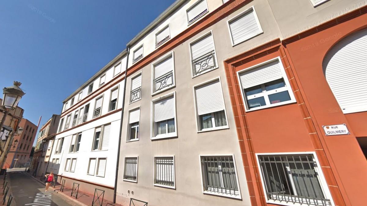 immobilier neuf toulouse Saint-Cyprien - Un ensemble résidentiel à Toulouse Saint-Cyprien qui abrite des appartements