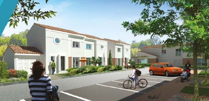 Maisons neuves et appartements neufs Léguevin référence 4764 : aperçu n°2