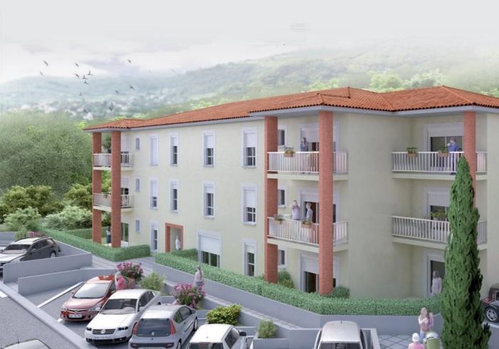 Appartements neufs Brax référence 5174 : aperçu n°2