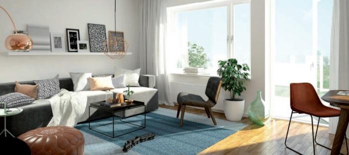 Appartements neufs Brax référence 5174 : aperçu n°1