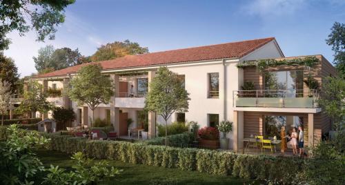 Maisons neuves et appartements neufs Pibrac référence 4741