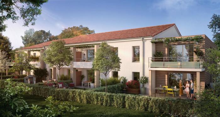 Maisons neuves et appartements neufs Pibrac référence 4741 : aperçu n°0