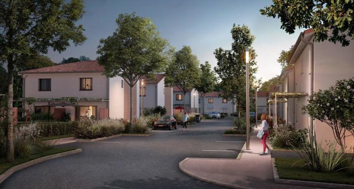 Maisons neuves et appartements neufs Pibrac référence 4741 : aperçu n°3