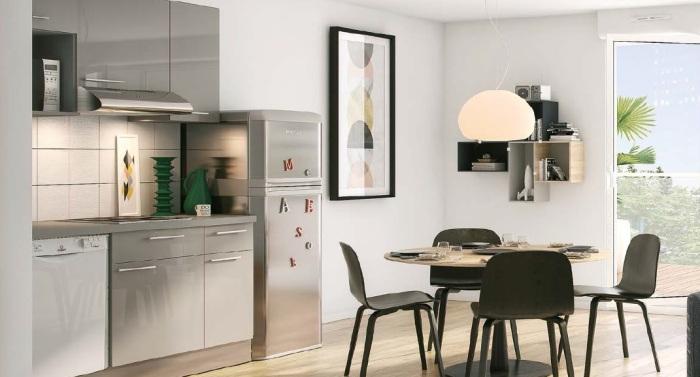 Maisons neuves et appartements neufs Pibrac référence 4741 : aperçu n°1