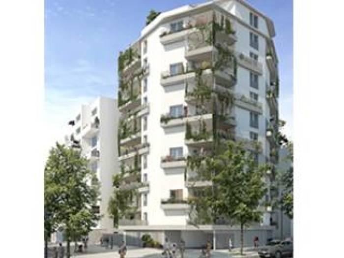 Appartements neufs Patte d'Oie référence 4734 : aperçu n°0