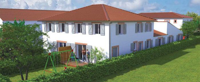 Maisons neuves et appartements neufs Launaguet référence 4739 : aperçu n°0