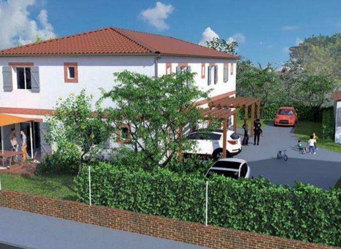 Maisons neuves et appartements neufs Launaguet référence 4739 : aperçu n°2