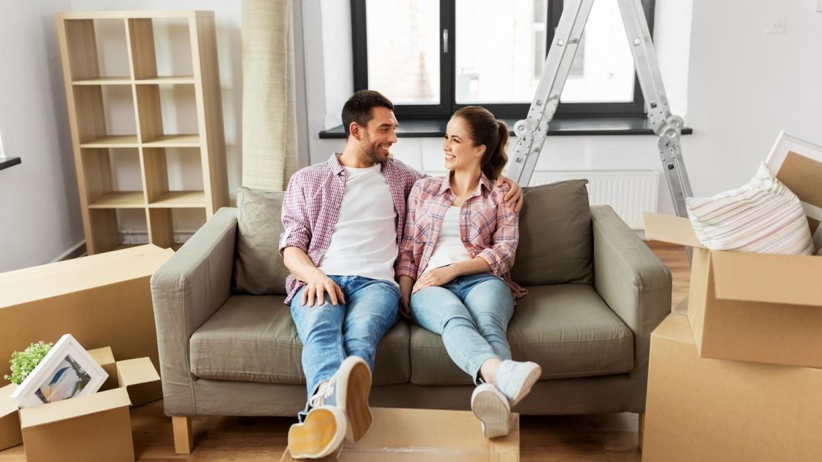 PTZ ancien - Un couple vient d'acquérir un logement avec le PTZ
