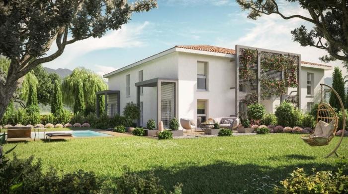 Maisons neuves Castanet-Tolosan référence 5071 : aperçu n°0
