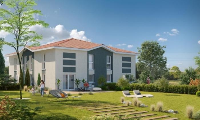 Maisons neuves Castelmaurou référence 5160 : aperçu n°0