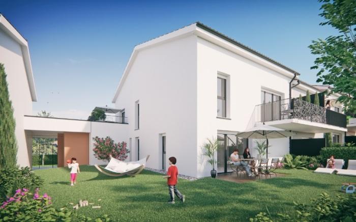 Appartements neufs Saint-Orens-de-Gameville référence 5055 : aperçu n°4