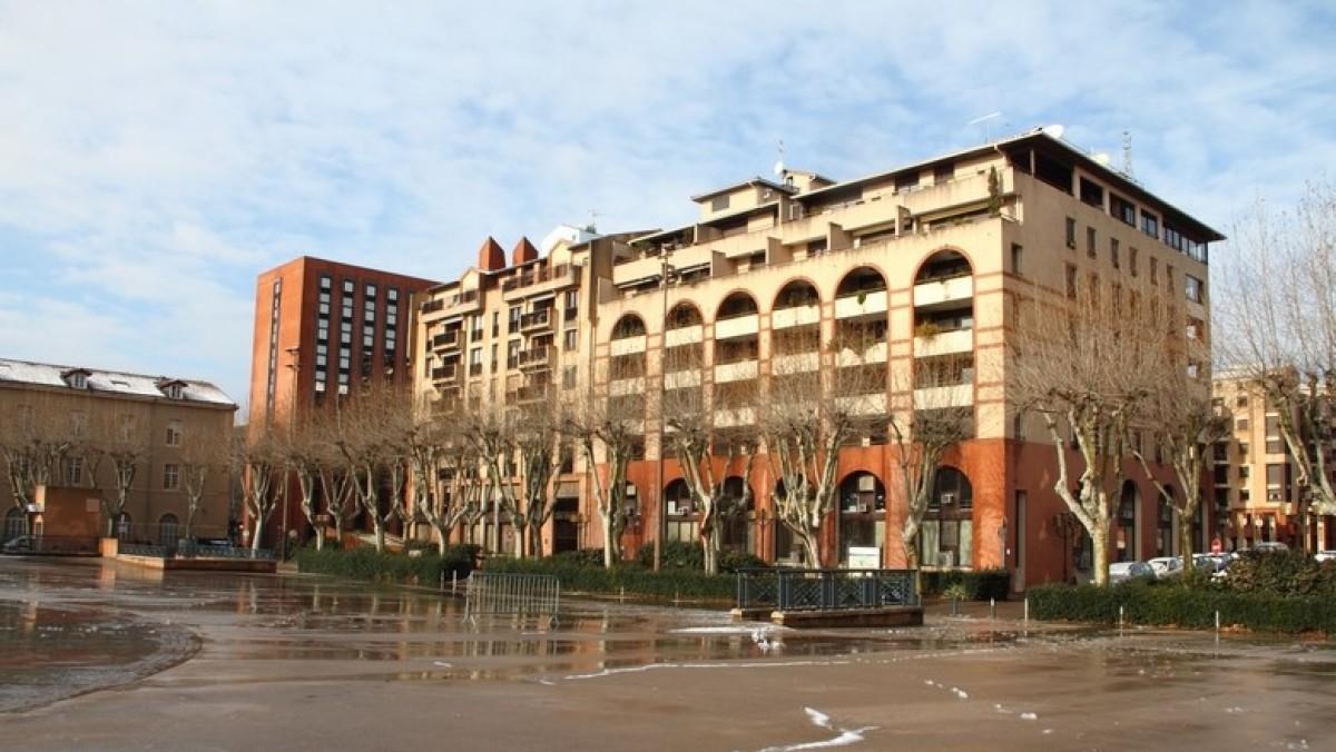 immobilier neuf toulouse - La place de l'Europe à Toulouse