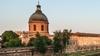 L'hôpital Lagrave à Toulouse