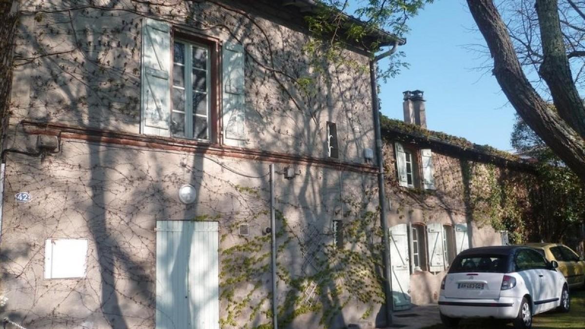 Urbanisme Toulouse - La ferme Niboul dans le quartier Toulouse Borderouge